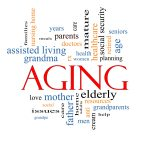 Aging graphic