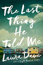 Cover of The Last Thing He Told Me
